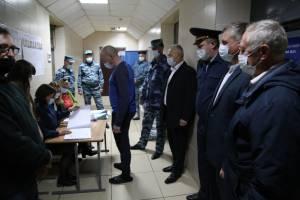 В Брянской области на выборах проголосовали более 500 осужденных