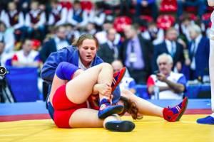 Брянска самбистка выиграла чемпионат ЦФО