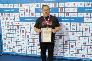 Брянская спортсменка взяла серебро на Кубке России по пауэрлифтингу