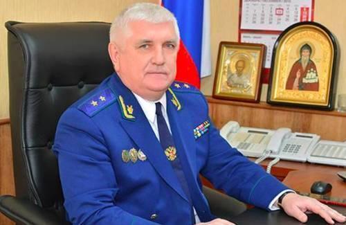 Брянскому прокурору Александру Войтовичу напророчили скорую отставку