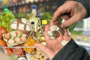 Брянцы могут прокормиться на 4 тысячи 125 рублей в месяц