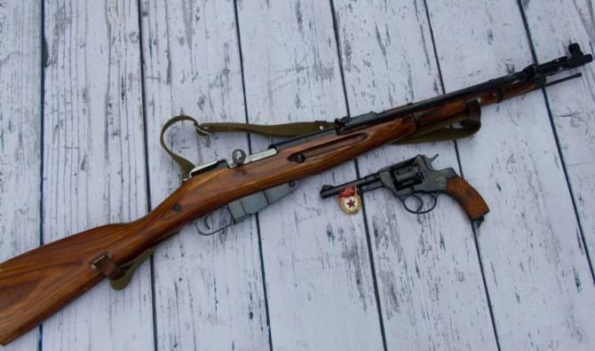 Брянские полицейские изъяли в Советском районе целый арсенал оружия
