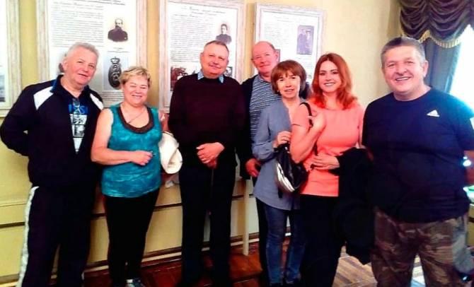 В брянском музее-заповеднике Тютчева открылась выставка в честь великого поэта