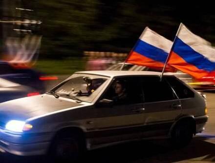 Брянцы пожаловались на неадекватное поведение водителей в День Победы