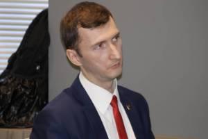 Брянский коммунист Константин Павлов попал в аварию