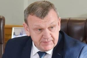 Экс-мэр Новозыбкова Чебыкин отказался от депутатского мандата