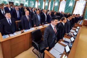 На охрану депутатов Брянской облдумы тратят 2,7 млн рублей