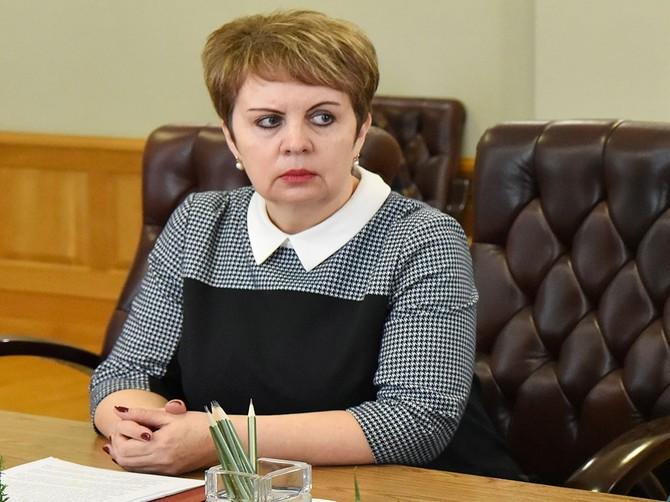 Комаричский район Брянской области возглавила Светлана Петруленко