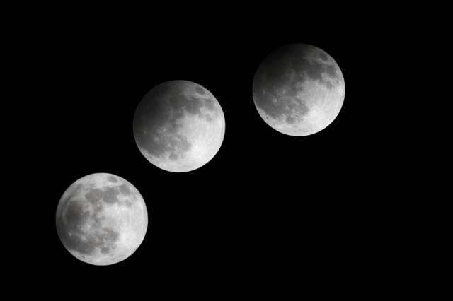 Брянцы 5 июня могут наблюдать полутеневое лунное затмение