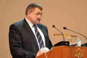 Бывший вице-губернатор Резунов возглавит администрацию Мглинского района
