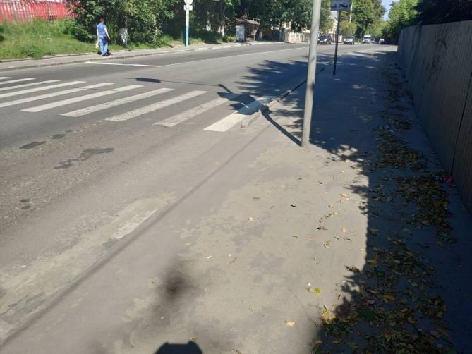 Недоступная среда по-брянски: твёрдая двойка улице Калинина