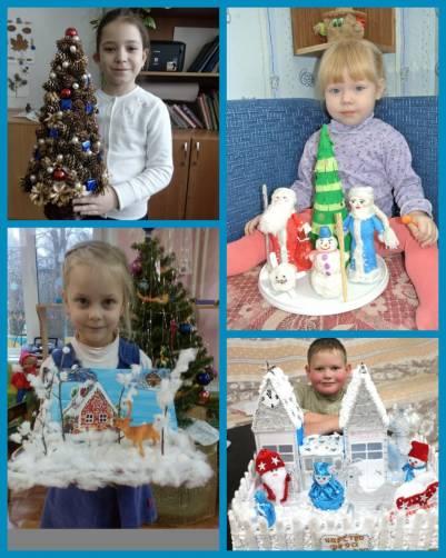 В Брянске объявили онлайн-фестиваль «Новогодняя поделка»