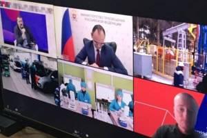 Почепский техникум получил государственный грант