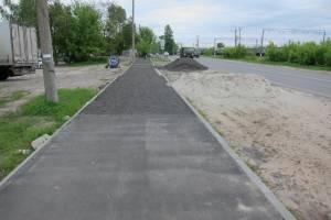В Брянске завершается ремонт дороги на улице Белорусской