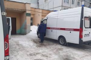 В Брянске сотрудникам городской станции скорой помощи зажали спецвыплаты