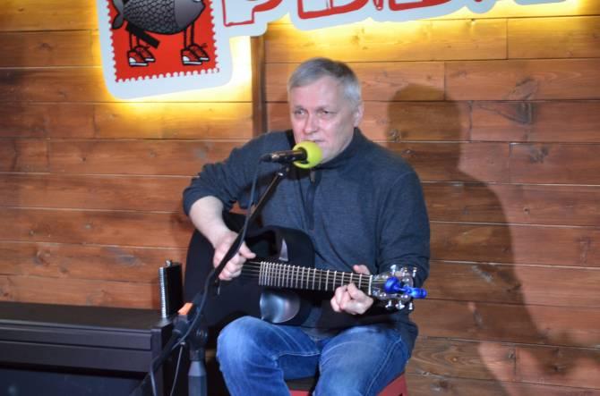 В Брянск даст концерт Олег Медведев