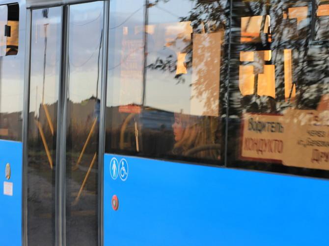 Водитель автобуса  в Брянске не высадил ребёнка у 1-й школы