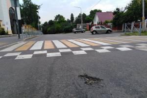 В Брянске забраковали новые дороги