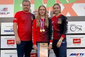 Брянская велосипедистка взяла «золото» на первенстве России