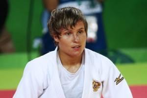 Брянская дзюдоистка Наталья Кузютина осталась без медалей чемпионата Европы