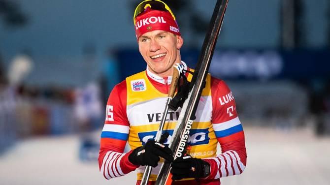 Большунов выиграл масс-старт на «Ски Тур»