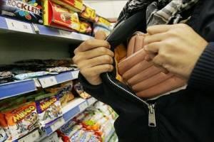 В Брянске 27-летний мужчина воровал в супермаркетах еду