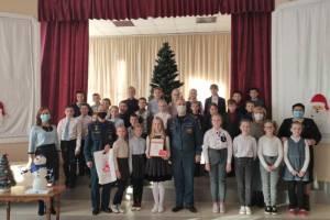 В Брянском районе наградили победителей конкурса «Неопалимая Купина»