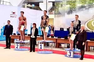 Брянские акробаты выиграли два золота на Первенстве ЦФО