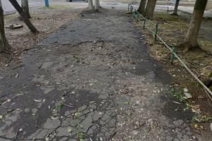 Недоступная среда по-брянски: ад и ужас Володарского района