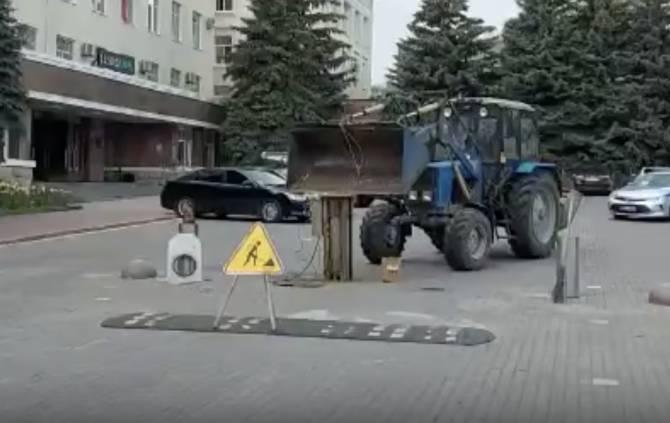 Брянский губернатор Богомаз отказался расстаться со столбиками