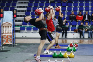 Брянский гиревик завоевал «бронзу» всероссийских соревнований