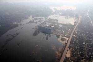 Брянских чиновников обязали избавить от наводнений микрорайон на Флотской