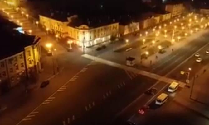 Брянцев пригласили окунуться в атмосферу ночного города
