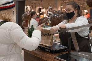 Сырный бутик открылся в Брянском ТРЦ «Аэропарк»