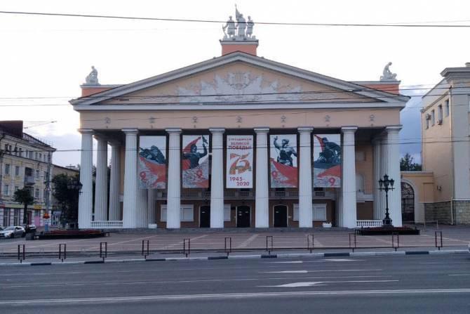 В Брянске отменили гастроли вологодского драмтеатра
