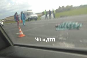В Брянске на объездной случилось смертельное ДТП