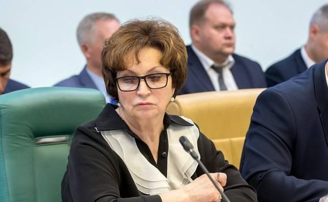 «Накрутили черт-те что»: Экс-сенатор от Брянщины прокомментировала поднявшийся хайп