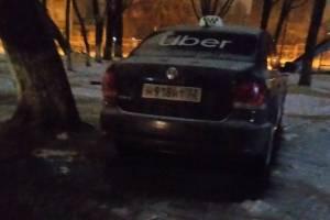 Во дворе брянской многоэтажки заметили рассадник автохамов