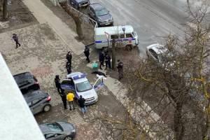 В Брянске на улице 22-го съезда КПСС обнаружили тело