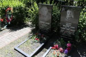 В Брянске почтили память погибших в годы Великой Отечественной войны бойцов