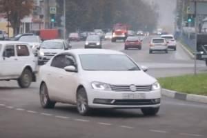 Брянские чиновники пообещали победить грязь на дорогах
