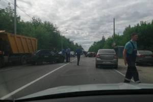 В страшном ДТП на Речной пострадал один человек