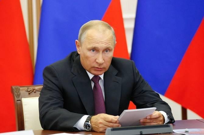 Президент Путин наградил 10 брянских медиков
