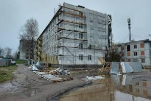 Чиновники не смогли отремонтировать жуткое общежитие в Фокино