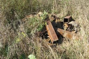 Трое брянцев стащили с грузового поезда более 700 килограмм чермета