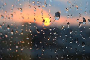 Рано утром Брянск накрыл освежающий дождь