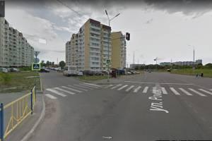 На Романа Брянского легковушка сбила пешехода и скрылась