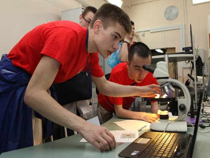 В Стародубе проходит всероссийский фестиваль «Наука 0+»