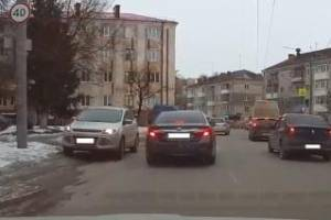 В Брянске наказали рассеянного 66-летнего пенсионера на Ford