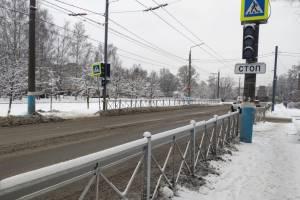 В Брянске рекордно сократилось расстояние между светофорами